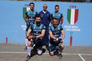 Pallapugno, Serie A: tre squadre al comando dopo tre giornate