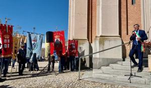 A Castiglione Tinella il raduno degli 'Alpini in Langa'