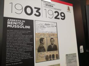 Nello Spazio Incontri della CRC 'Frammenti di Storia' attraverso le immagini della Scientifica