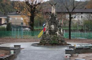 Atti vandalici nel parco del santuario 'Regina Pacis' di Fontanelle