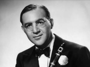 Luigi Martinale racconta Benny Goodman al Conservatorio di Cuneo