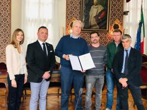 La Città di Cuneo premiata per la comunicazione istituzionale
