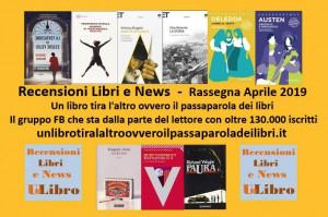 'Un libro tira l'altro': ecco i libri più letti del mese di aprile