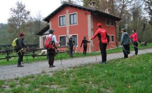 Domani 'Nordic Walking' nella Riserva di Crava Morozzo