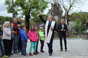 Fontanelle di Boves: nuova vita per il parco del Santuario Regina Pacis