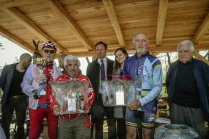 La 30esima edizione della Giornata del Ciclista con il 'Diablo' Chiappucci