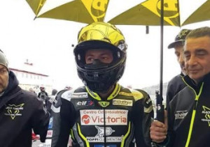 Motociclismo, weekend amaro per la Black Racing Squadra Corse