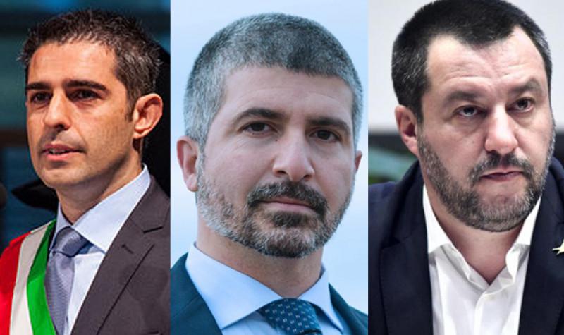 I 'big' della politica in arrivo nella Granda: questa settimana Salvini, Di Stefano e Pizzarotti