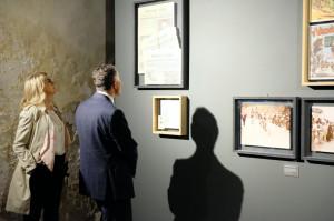 'Trionfi e lacrime del Campionissimo': inaugurata a Cuneo la mostra dedicata a Fausto Coppi
