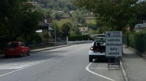 Multe per eccesso di velocità sulle strade provinciali: metà dei proventi sarà impiegata per la sicurezza stradale