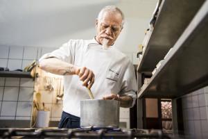 'A Cena con il Cuoco' al ristorante 'Due Palme' di Centallo