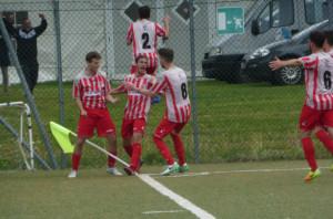 Calcio, l'Olmo resta in Eccellenza: una salvezza 'fatta in casa'