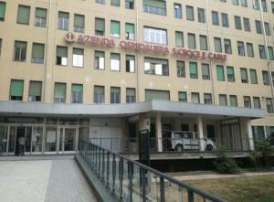 'Sincera gratitudine nei confronti del personale dell'Ospedale S. Croce e Carle di Cuneo'