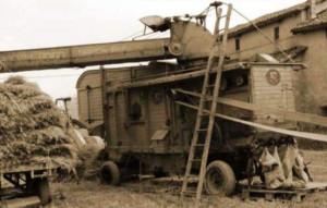 A Busca nel weekend il raduno di trattori d'epoca