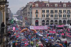 Anche a Saluzzo scuole chiuse per il passaggio del Giro d'Italia