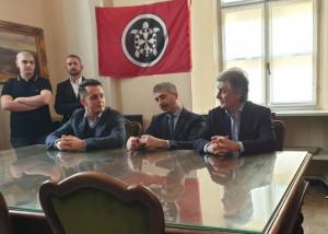 M5S Cuneo: 'Niente sale comunali ai fascisti? Allora perché permettere la presentazione della lista di CasaPound?'