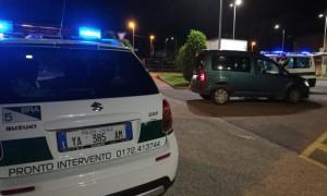 Bra, la Polizia Municipale sequestra un'auto con assicurazione falsa e intestata ad una 'testa di legno'