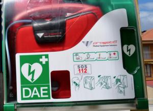 Due nuove postazioni salvavita con defibrillatore a Busca