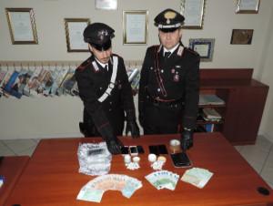 Bra: arrestato un giovane con l'accusa di spaccio di droga