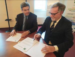 Nuova partnership tra 'Incubatore 2i3T' e Banca Alpi Marittime per creare posti di lavoro in Piemonte