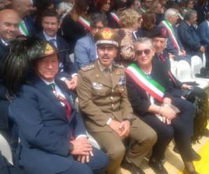 Aspettando 'Cuneo 2021': una delegazione del Comune a Matera per il Raduno Nazionale dei Bersaglieri