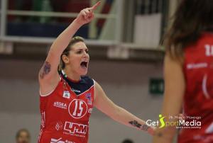 Pallavolo A2/F: Mondovì conferma anche Sofia Rebora