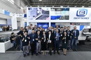 La Bottero di Cuneo ha svelato al China Glass di Pechino il suo nuovo marchio