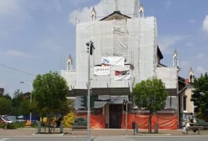 Confreria pagherà i lavori di ritinteggiatura della chiesa con le offerte del 'Banco di Beneficenza'