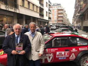 'Mauro Pregliasco degno alfiere cuneese della passione per lo sport automobilistico'
