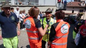 Giro d'Italia: 36 ambulanze e 300 volontari Anpas impegnati nelle tappe piemontesi