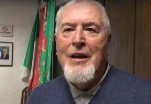 Si è spento a 81 anni Giovanni Battista Fossati, ex sindaco di Sambuco