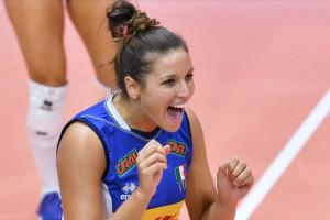 Pallavolo, A1/F: l'azzurra Carlotta Cambi firma con Cuneo