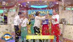 La piaschese Rosanna Dalmasso vince 100 mila euro a 'La prova del cuoco' su Rai uno