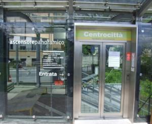 Cuneo, l'ascensore inclinato riaperto fino a domenica sera