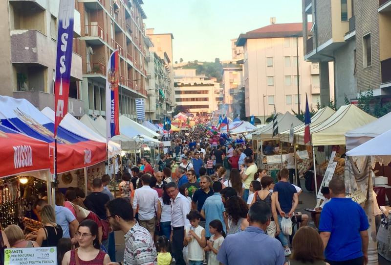 Alba, tutto pronto per la quarta edizione del Mercato Europeo