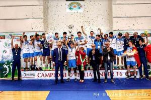 Pallavolo, Cuneo è campione d'Italia U16 (dopo 11 anni)