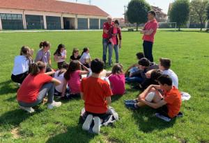 Ottanta ragazzi delle medie a lezione di primo soccorso nella sede CRI di Busca