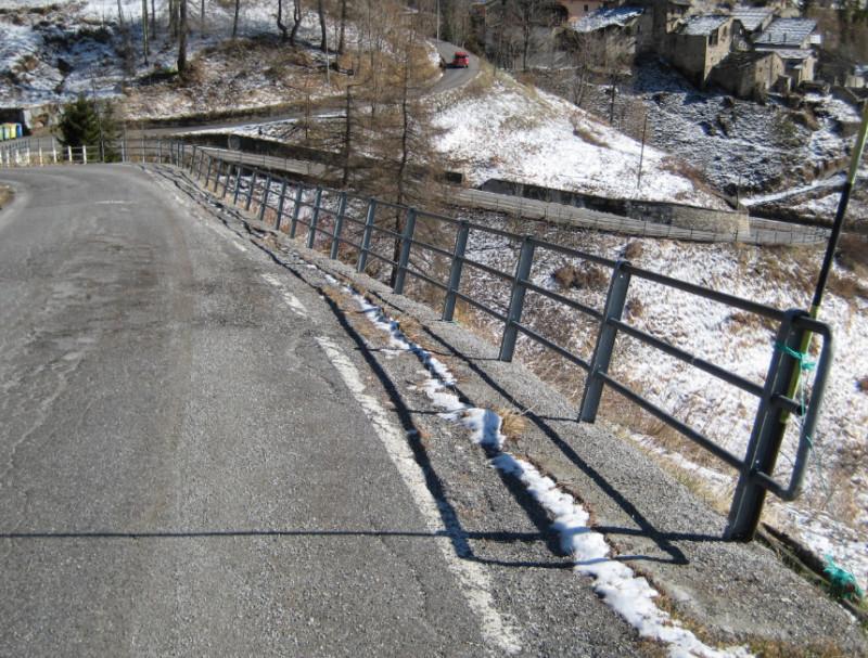 Approvato il progetto per la sistemazione di un tratto della salita del 'Fauniera' a Castelmagno