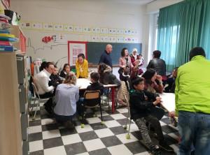 Anche la Scuola Primaria di Centallo è 'Senza Zaino'