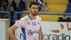 Pallavolo A2/M: il Vbc Mondovì conferma Luca Borgogno