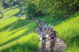 Mountain bike, a Francesco Bonetto la ventiseiesima 'Rampignado'