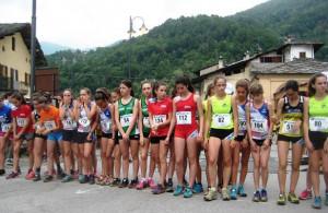 Corsa in montagna, sabato il 'Giro delle Borgate di Melle'