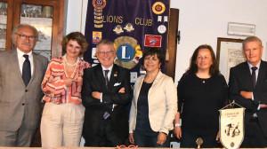 La 'food blogger' e giudice de 'La prova del cuoco' Paola Gula ospite del Lions Club Carrù Dogliani
