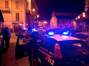 Cinque persone denunciate per guida in stato di ebbrezza durante la 'Notte bianca' di Saluzzo