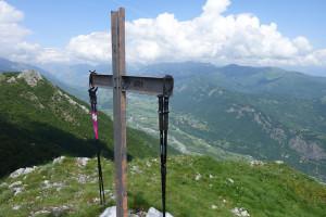 Valdieri, una camminata sul Saben in ricordo dei caduti partigiani e di tutte le guerre