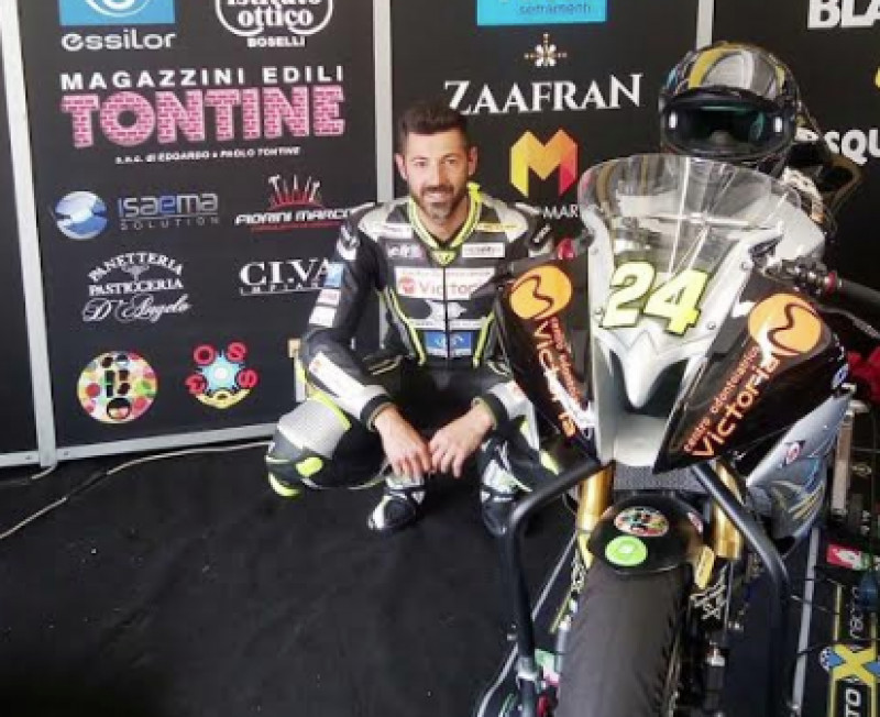 La Black Racing Squadra Corse sul podio di Vallelunga