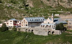 Domenica riapre il Santuario di Sant'Anna di Vinadio