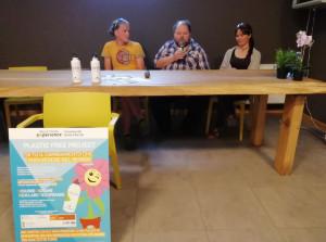 Presentato in Atl il progetto 'Valle Stura plastic free'