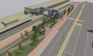 Alba, la passerella pedonale della stazione aprirà nel 2020