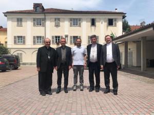 Don Andrea Adamo nuovo preside dello Studio teologico di Fossano